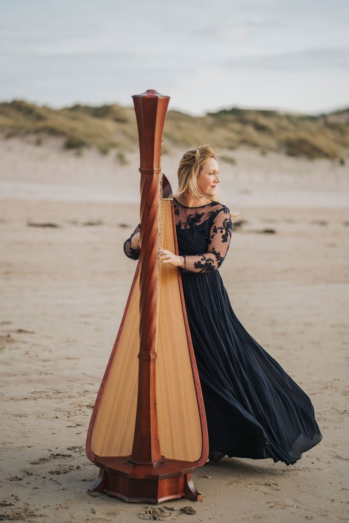 Rhian Hanson Harpist Northern Ireland